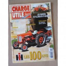 Charge Utile n°120, Somua MTP, IH 100 ans, Heuliez, Marion, Unimog, Ayrault