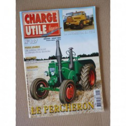 Charge Utile n°127, Le Percheron, Manitou, Griffet, Gramond, Bouglione