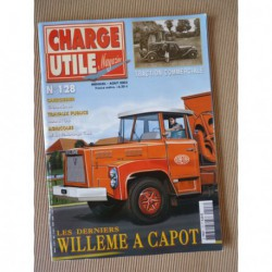 Charge Utile n°128, Traction 11, Willème, Farmall Cub, Manitou, Gramond, Bouglione