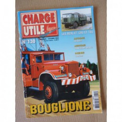 Charge Utile n°130, Deutz, Allis-Chalmers, Heuliez, Berliet GBU TBU, Alibert, Bouglione