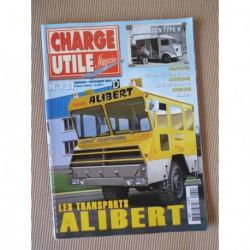 Charge Utile n°131, Citroën Type H, Deutz, Allis-Chalmers, Charvis, Berliet GBU TBU, Alibert, Bouglione