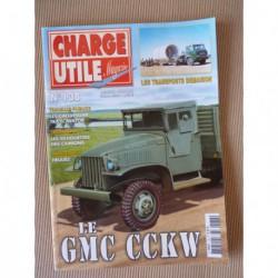 Charge Utile n°138, Mercedes LP1313, Deutz, GMC CCKW, Caterpillar Traxcavator, Heuliez, Letourneau, Demaison, Pinder