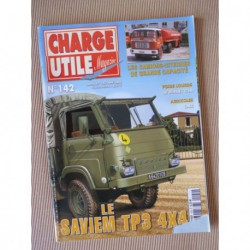 Charge Utile n°142, Berliet GLR, Saviem SM300, Casen Benjaminn ScoopMobile, Saviem TP3, Garnier, Amar