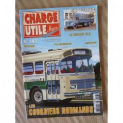 Charge Utile n°143, Berliet GLR, Saviem SM300, Case, Champion, Scoopmobile, Chevrolet 4x4, Couchet Frères, Amar