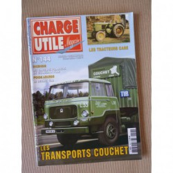 Charge Utile n°144, Berliet GLR, Case, Letourneau, Courriers Normands, Chevrolet 4x4, Couchet Frères, Amar
