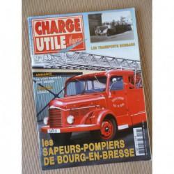 Charge Utile n°148, Someca, Lemare, Bongard, scrapers sur chenilles, Francki