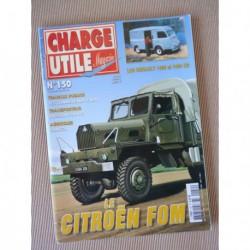 Charge Utile n°150, Renault 1400Kg, Someca, Faun, Faure, Citroën FOM, Dusson-Fouvet, Zavatta