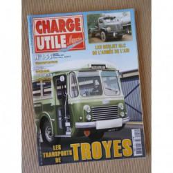 Charge Utile n°155, Citroën Type H, Eicher, Bondy, Berliet GLC, Robin, Georges Amiel