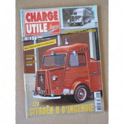 Charge Utile n°156, Citroën Type H, Eicher, VLTT, Bondy, Chambon, Rancy