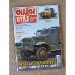 Charge Utile n°159, Rochet-Schneider, White Corbitt, draglines, Imbert, Rancy, TRGX