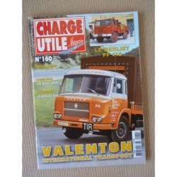 Charge Utile n°160, Rochet-Schneider, draglines, Berliet PCK PCR, VLTT, Berliet FF, Valenton, Rancy