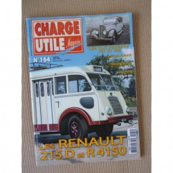 Charge Utile n°164, Peugeot 401 402 taxi, Rochet-Schneider, Ford, DART, cars Renault, Friderici, Randy