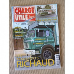 Charge Utile n°166, Citroën taxi, Unimog, John Deerre, Berliet PCM, ALM-ACMAT VLRA, Richaud
