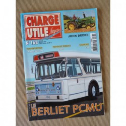 Charge Utile n°168, FAR, John Deerre, Kaiser-Jeep M800, DART, Berliet PCM, Causse-Walon