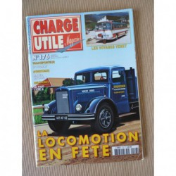 Charge Utile n°176, David Brown, Decauville, FWD B, Houdray, Venet Voyages, Hubert Tieche