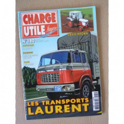 Charge Utile n°180, Renault taxi, David Brown, M939, DART, Boilot-Petolat, Savac, Laurent, Alain Leluyer