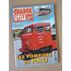 Charge Utile n°181, Renault taxi, David Brown, Richier, Renault TRM2000, Savac, Laurent, Alain Leluyer