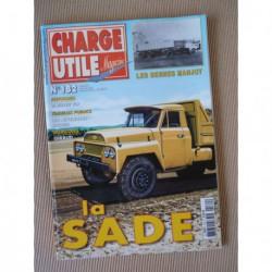 Charge Utile n°182, Richier, Giraud, Berliet PLR, Renault TRM 10000, Unimog, Manjot, SADE, Alain Leluyer