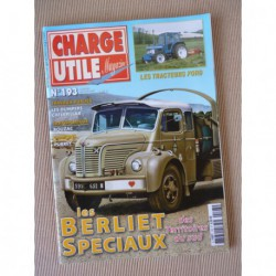 Charge Utile n°193, Ford, Caterpillar, Purrey, Rudolf Diesel, Esperou, Bouzac, Herman Linssen