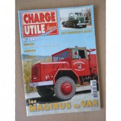 Charge Utile n°194, Allgaier Porsche, Richier, Purrey, Putigny, Magirus, Mazet, Esperou, Herman Linssen