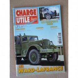 Charge Utile n°197, Latil TL, Allgaier Porsche, Ward-Lafrance, Beke, Monts Jura, Faure, Herman Linssen