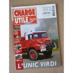 Charge Utile n°202, Latil TL, Massey-Ferguson, Unic Virdi, Studebaker Weasel, Schmitt, Suze, Bruno Taillandier