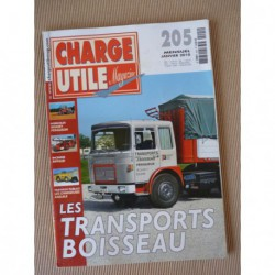Charge Utile n°205, Massey-Ferguson, Kaelble, Riffaud, Boisseau, Pierre Chaignot