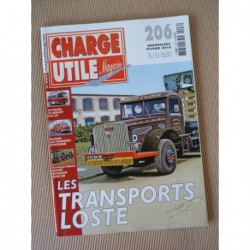 Charge Utile n°206, Massey-Ferguson, Berliet PAK50, Kealble, Roussely, Loste, Moreno-Bormann