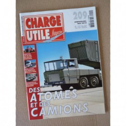 Charge Utile n°209, Massey-Ferguson, Titan, Avelin-Barford, Rapides de la Meuse, Rebmann, frères Court