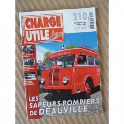 Charge Utile n°210, Renault années 10, Massey-Ferguson, Aveling-Barford, Rapides de la Meuse, Fargeot Lamothe, Bertault