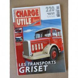 Charge Utile n°220, MB Trac, Delahaye VLR, Aveling-Barford, Girompaire, Griset, Boner