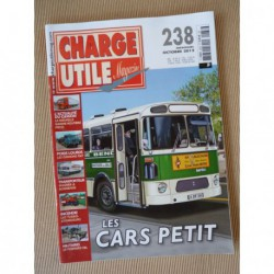 Charge Utile n°238, Fiat, Priestman, Panhard VBL, locomobile, cars Petit, Wagners Bonnefois, Patrick Jehl