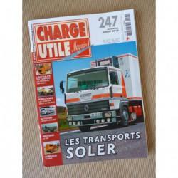 Charge Utile n°247, Mack, Cletrac, Marion Steam Shovel, VAB, Soler, Eugène Plet Hesdin