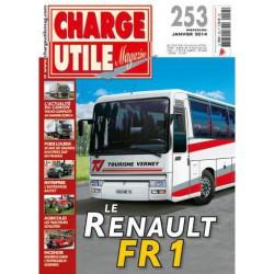 Charge Utile n°253, DAF, Terratrac CASE, Schlüter, Renault FR1, Bastet, Henk Van Den Berg