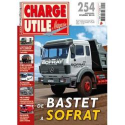Charge Utile n°254, DAF, chenilles Case, Renault FR1, Bastet
