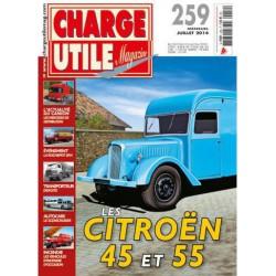 Charge Utile n°259, Citroën T45 T55, Weitz Richier, D-Day, Bernard Deroite, Franki