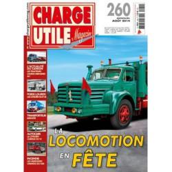 Charge Utile n°260, Citroën T45 T55, Unimog, Weitz Richier, Citroën-Currus CH14, la libération, Bernard Deroite