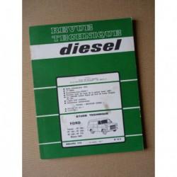 RTD Ford Transit I FT100, FT125, FT130, FT150, FT175. Ford A0306, A0506