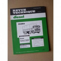 RTD Scania L110, L110, L111, LB111. Scania D11, DS11