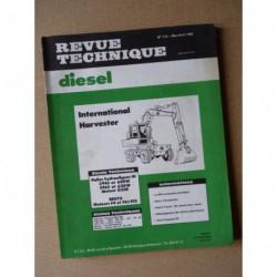 RTD International Harvester 3945, 620W, 3965, 630W, 3964, 3264, 3980, 102, 515. IH D358. Deutz F4L, F6L 912