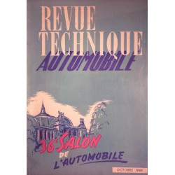 RTA spécial salon 1949