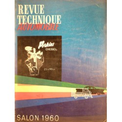 RTA spécial salon 1960