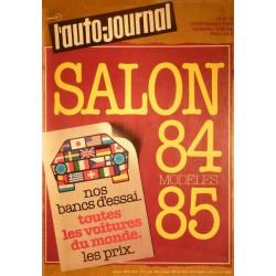 L'Auto-Journal spécial salon 1984