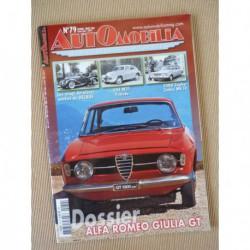 Automobilia n°79, Alfa Romeo Giulia GT, Delage SNAD SAFAD, Simca 2L Sport, Gaz M20 Pobieda, Ford Zephyr, Zodiac mk4