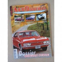 Automobilia n°83, Chevrolet Corvair, Simca Brésil, Opron de Citroën, Bristol