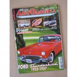 Automobilia n°85, Lancia Flavia, Messier, Citroën DS et CX, Tatra Tatraplan, Ford Thunderbird
