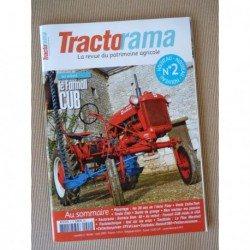 Tractorama n°2, Someca SOM 40, BiSomTrac, Farmall H, Monnoyeur, Plan Marshall, ACPA, Bogosta
