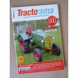 Tractorama n°11, Oliver 70HC Standard, Schlüter, Marc Geerkens, Chipault Massey-Ferguson