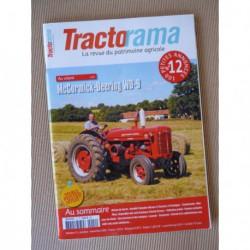 Tractorama n°12, McCormick-Deering WD9, Laverda, Simca 8, Riou Deutz