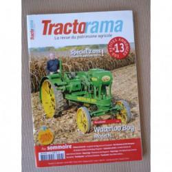 Tractorama n°13, Waterloo Boy Model N, Laverda, Massey-Ferguson, Callarec